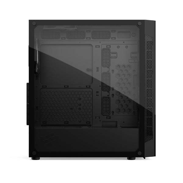 SilentiumPC Armis AR6X EVO TG ARGB Fekete (Táp nélküli) ablakos E-ATX ház - 10
