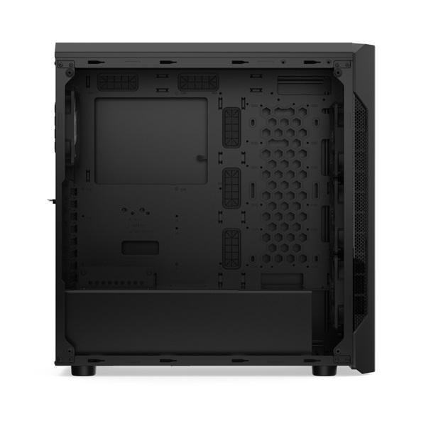 SilentiumPC Armis AR7X EVO TG ARGB Fekete (Táp nélküli) ablakos ATX ház - 11
