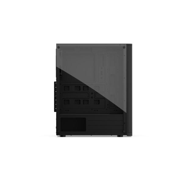 SilentiumPC Ventum VT2 TG Fekete (Táp nélküli) ablakos ATX ház - 10