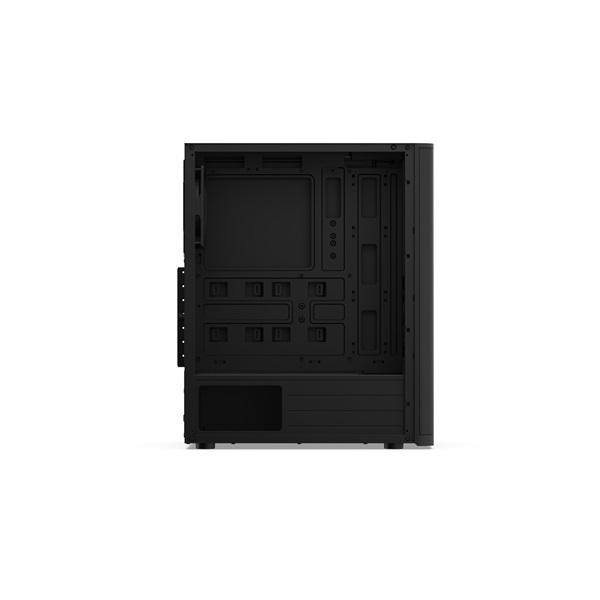 SilentiumPC Ventum VT2 TG Fekete (Táp nélküli) ablakos ATX ház - 11