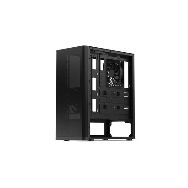 SilentiumPC Ventum VT2 TG Fekete (Táp nélküli) ablakos ATX ház - 14