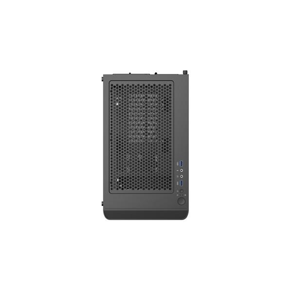 SilentiumPC Ventum VT2 TG Fekete (Táp nélküli) ablakos ATX ház - 20