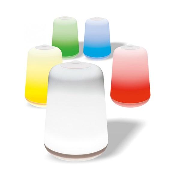 Somogyi CL 5CL színes LED asztali lámpa - 1