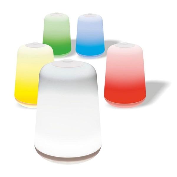 Somogyi CL 5CL színes LED asztali lámpa - 2
