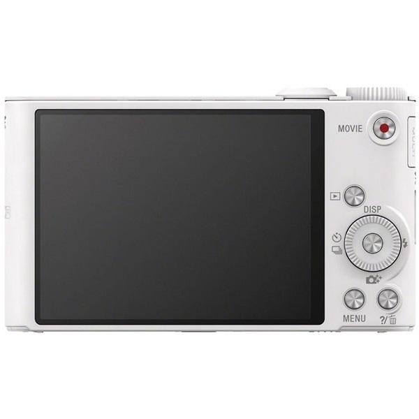 Sony DSC-WX350W fehér digitális fényképezőgép - 2