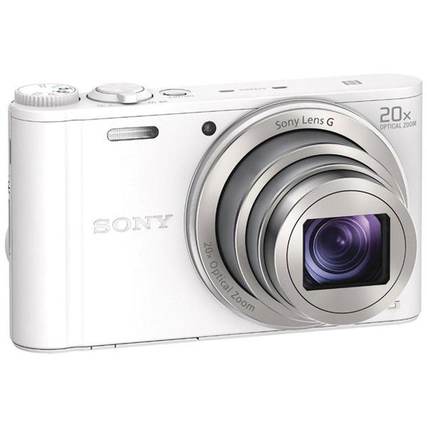 Sony DSC-WX350W fehér digitális fényképezőgép - 3