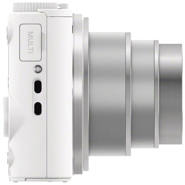 Sony DSC-WX350W fehér digitális fényképezőgép - 4