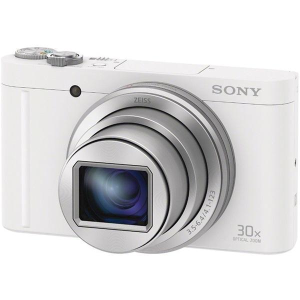 Sony DSC-WX500W fehér digitális fényképezőgép - 1