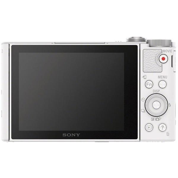 Sony DSC-WX500W fehér digitális fényképezőgép - 3