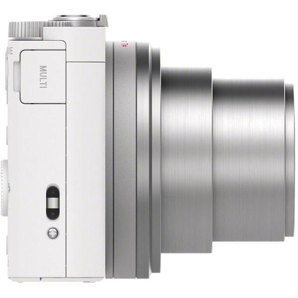 Sony DSC-WX500W fehér digitális fényképezőgép - 5