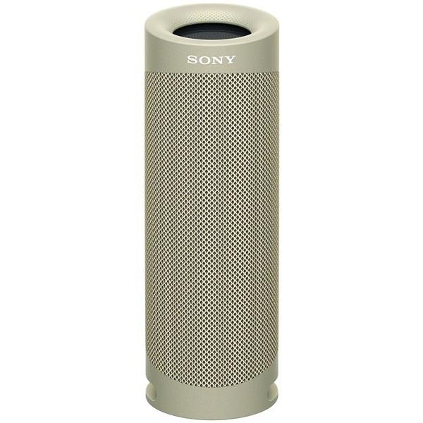 Sony SRS-XB23 krém hordozható Bluetooth hangszóró - 1