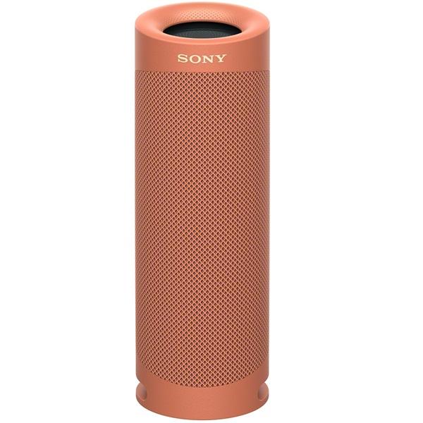 Sony SRS-XB23 piros hordozható Bluetooth hangszóró - 1