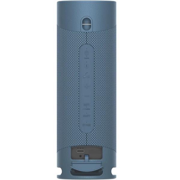 Sony SRS-XB23 világoskék hordozható Bluetooth hangszóró - 2