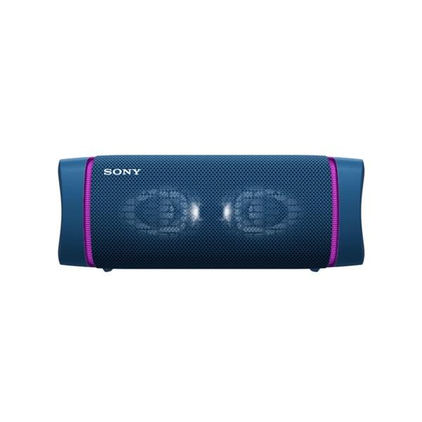 Sony SRS-XB33 világoskék hordozható Bluetooth hangszóró - 2