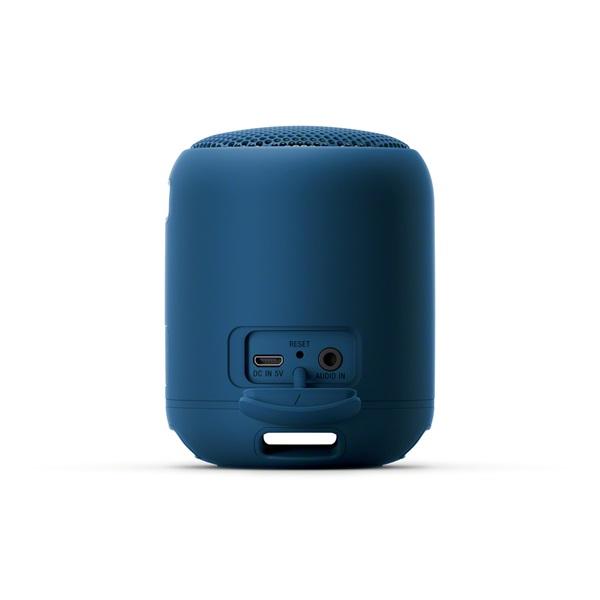 Sony SRSXB12L kék Bluetooth hangszóró - 1