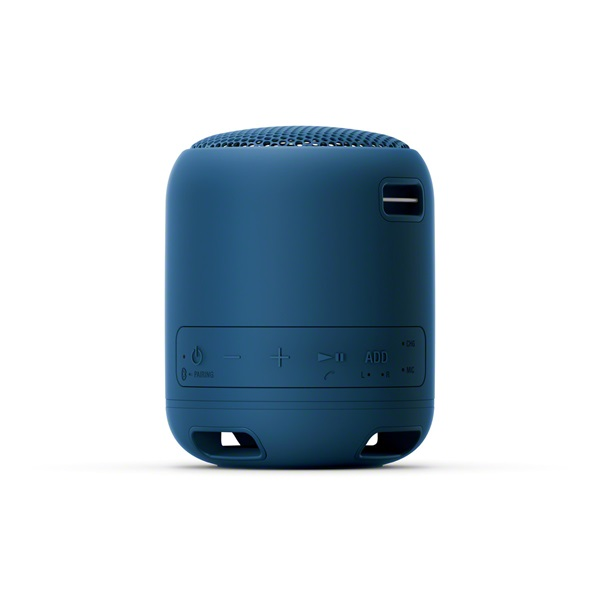 Sony SRSXB12L kék Bluetooth hangszóró - 4