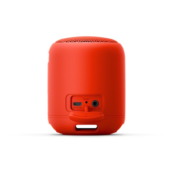 Sony SRSXB12R piros Bluetooth hangszóró - 1