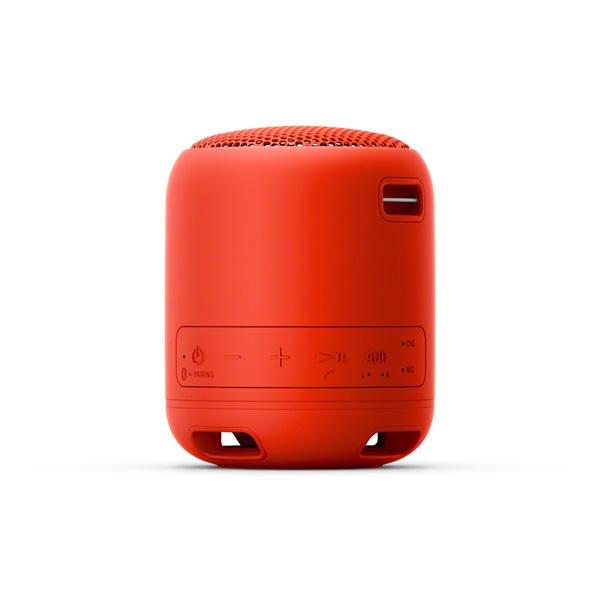 Sony SRSXB12R piros Bluetooth hangszóró - 4