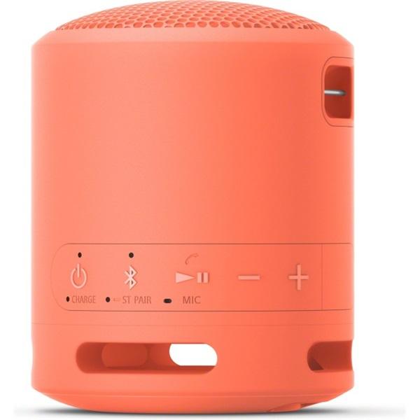 Sony SRSXB13P Extra Bass Bluetooth vezeték nélküli rózsaszín hangszóró - 3