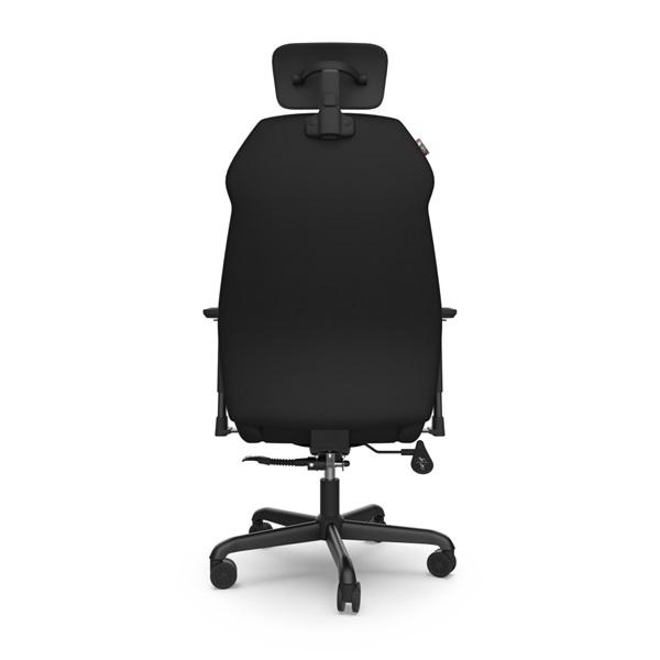 SPC Gear EG450 piros / szürke ergonómikus gamer szék - 7