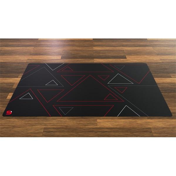 SPC Gear Floor Pad 120R 120x90cm gamer szőnyeg - 7