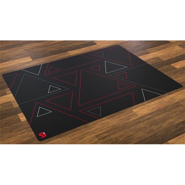 SPC Gear Floor Pad 120R 120x90cm gamer szőnyeg - 8
