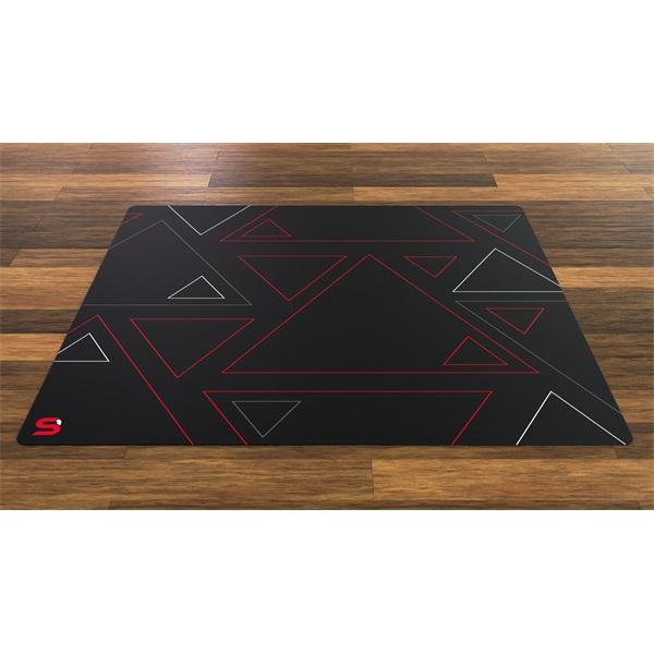 SPC Gear Floor Pad 90S 90x90cm gamer szőnyeg - 7