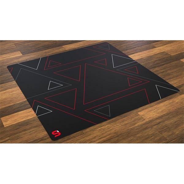 SPC Gear Floor Pad 90S 90x90cm gamer szőnyeg - 8