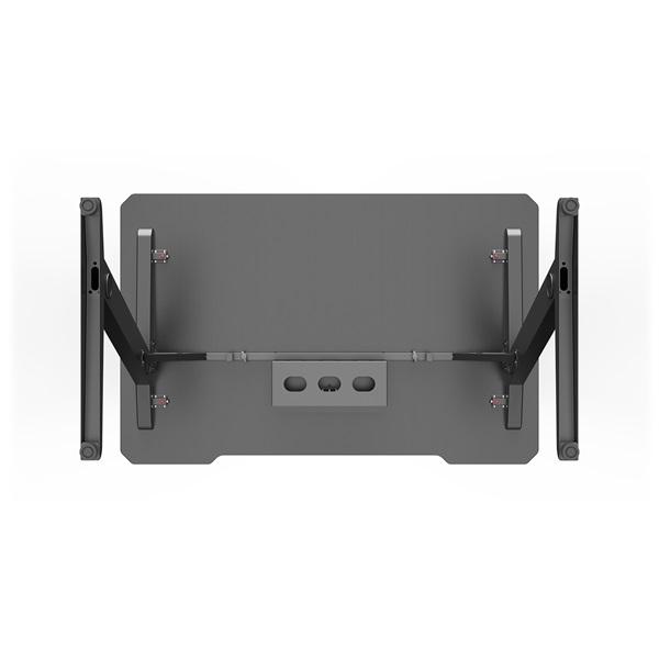 SPC Gear GD100 fekete gamer asztal - 10