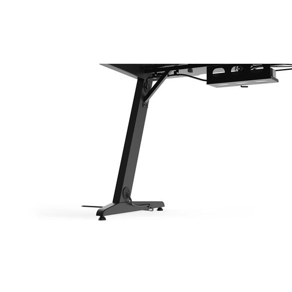 SPC Gear GD100 fekete gamer asztal - 5