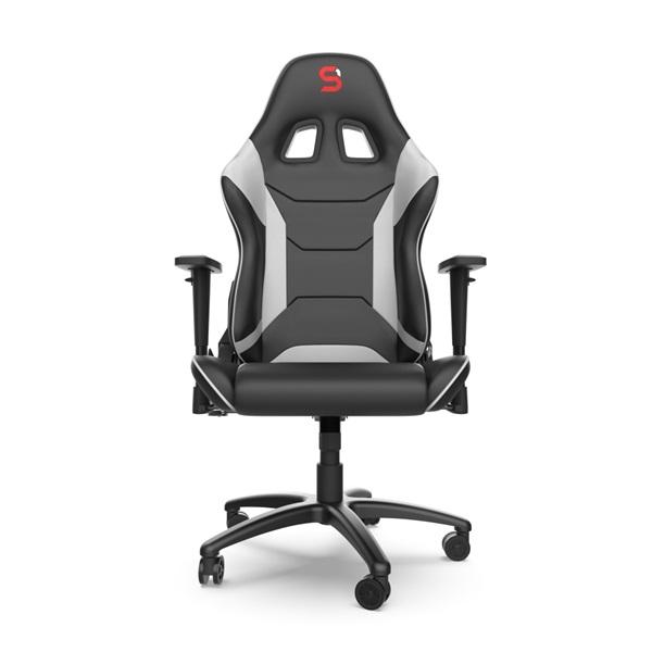 SPC Gear SR300 V2 fehér gamer szék - 11