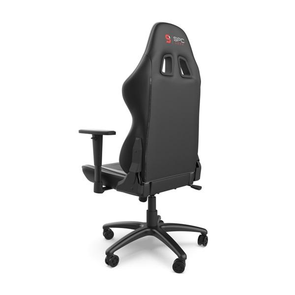 SPC Gear SR300 V2 fehér gamer szék - 15