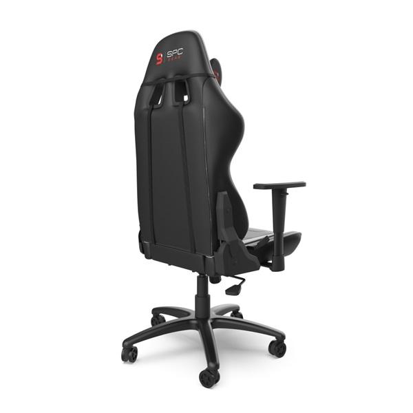 SPC Gear SR300 V2 fehér gamer szék - 16