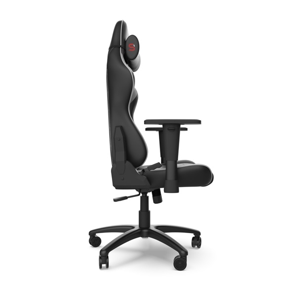 SPC Gear SR300 V2 fehér gamer szék - 18