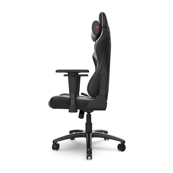 SPC Gear SR300 V2 fehér gamer szék - 20