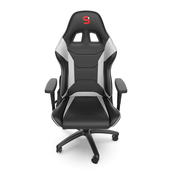 SPC Gear SR300 V2 fehér gamer szék - 9