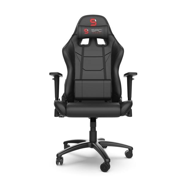 SPC Gear SR300 V2 fekete gamer szék - 10