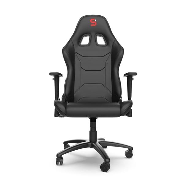 SPC Gear SR300 V2 fekete gamer szék - 11