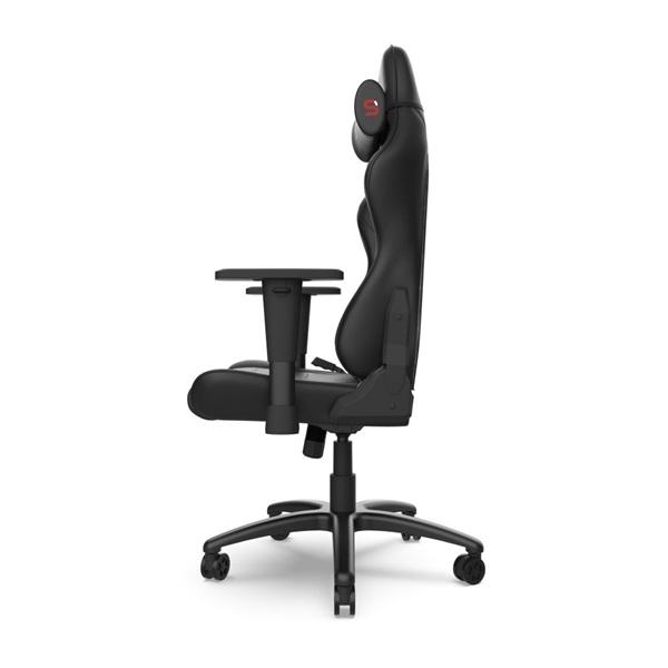 SPC Gear SR300 V2 fekete gamer szék - 20