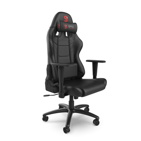 SPC Gear SR300 V2 fekete gamer szék - 6
