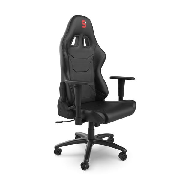 SPC Gear SR300 V2 fekete gamer szék - 7