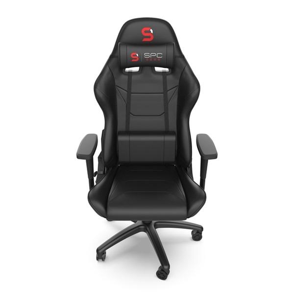 SPC Gear SR300 V2 fekete gamer szék - 8