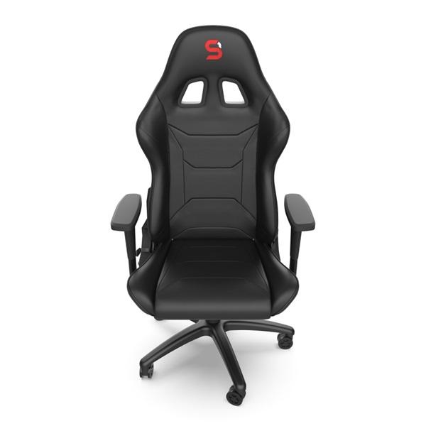 SPC Gear SR300 V2 fekete gamer szék - 9