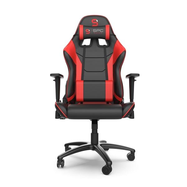 SPC Gear SR300 V2 piros gamer szék - 10