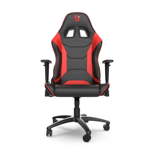 SPC Gear SR300 V2 piros gamer szék - 11