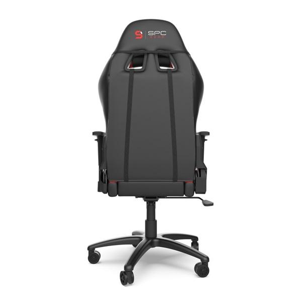 SPC Gear SR300 V2 piros gamer szék - 12
