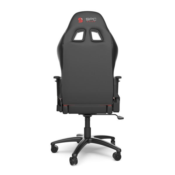 SPC Gear SR300 V2 piros gamer szék - 13