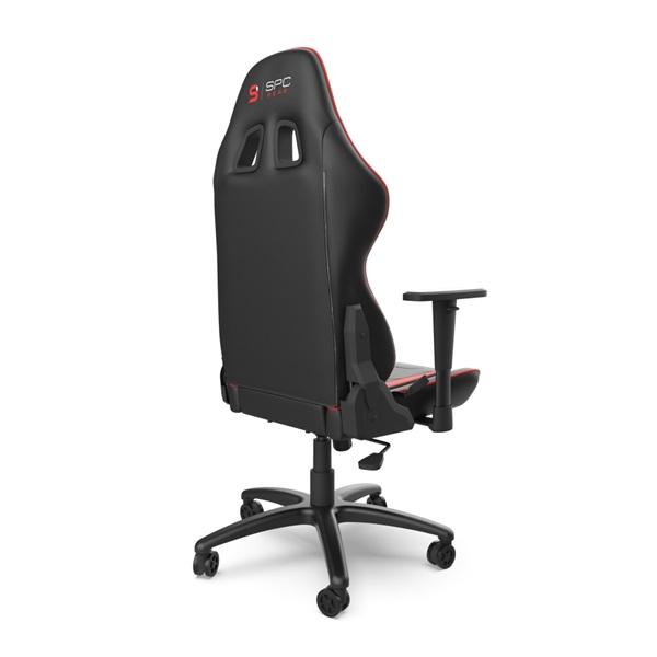 SPC Gear SR300 V2 piros gamer szék - 17