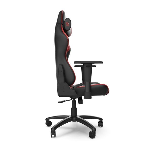 SPC Gear SR300 V2 piros gamer szék - 18
