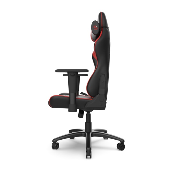 SPC Gear SR300 V2 piros gamer szék - 20